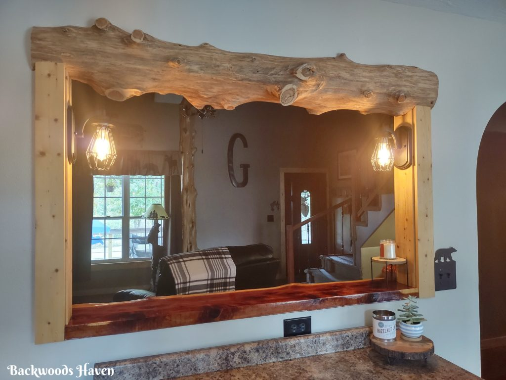 how to create a custom bar area for your home