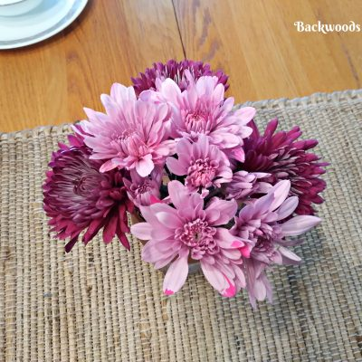 SIMPLE MOTHER'S DAY TABLESCAPE