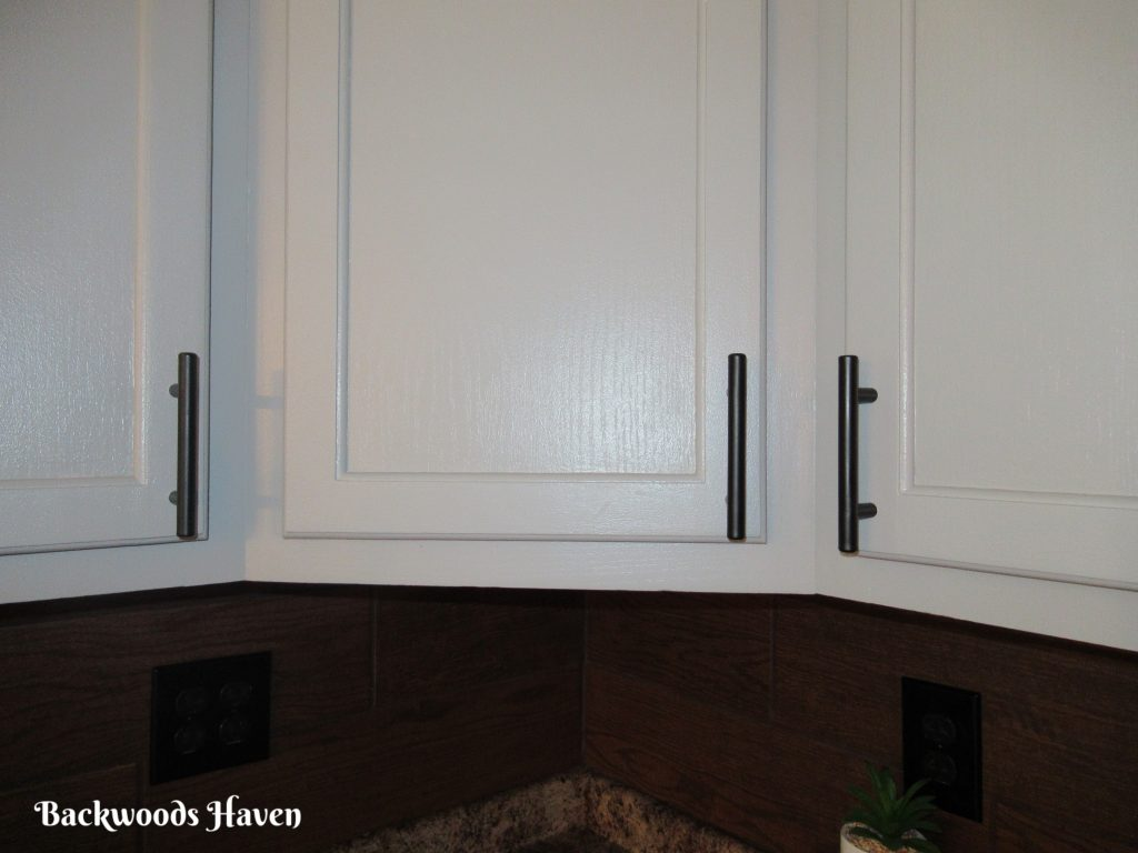 """5"""" CABINET HANDLE PULLS IN MATTE BLACK. Updating a kitchen on a budget"""