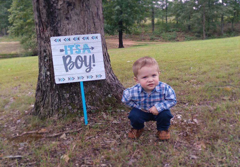 We're expecting Baby number two!
